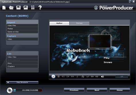 powerdirector menu templates 28 images cyberlink