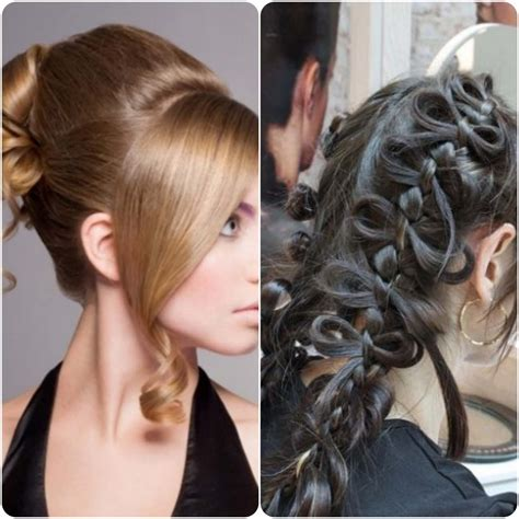 latest hairstyles and haircuts for women in 2016 the party hairstyles step by step 2016 stylo planet