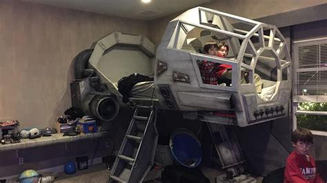 28 best images about star wars room on pinterest star the best bedrooms have a millennium falcon cockpit nerdist