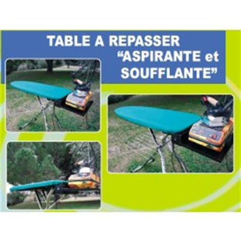table a repasser aspirante table 224 repasser mb quot aspirante et soufflante quot pro actionsteam