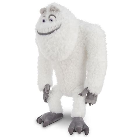 disney pixar monsters  deluxe abominable snowman yeti