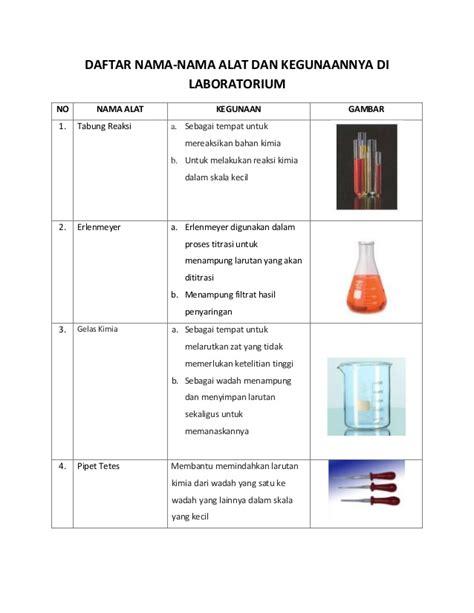 alat alat alat alat kimia beserta kegunannya
