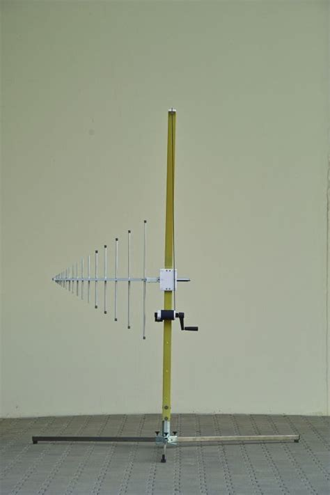 antenna masts and tripods