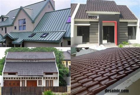 berbagai bentuk model atap rumah dan jenis material memilih bentuk dan model atap rumah judulblog