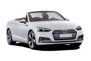 Audi Convertibles Audi A5 Cabriolet Convertible Interior Dashboard Satnav