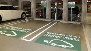 Electric Car Charging Stations City Opens Electric Car Charging Stations