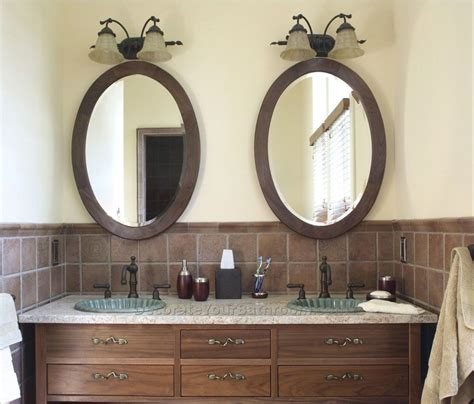 oil rubbed bronze mirror bathroom bathroom mirrors oval bronze bathroom design ideas