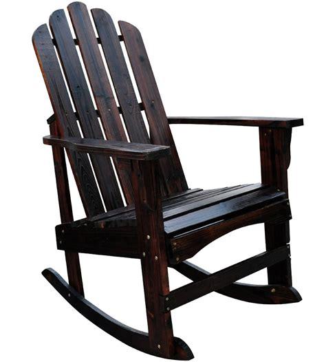 Rocking Adirondack Chairs by Marina Adirondack Rocking Chair In Adirondack Chairs