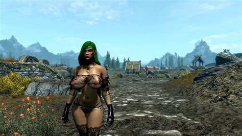 fnis sexy move skyrim idle animation youtube nimrodel of lothlorien aradia lace outfit 123vid