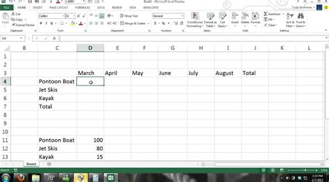 tutorial in excel 2013 microsoft excel 2013 tutorial for beginners 2 crash c