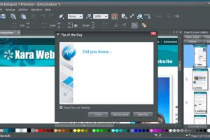 video tutorial xara web designer xara web designer premium 7 free download