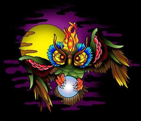mystic owl tattoo mystic owl mysticowltattoo