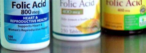 Suplemen Folic Acid Bolehkah Makan Folic Acid Ketika Haid Bolehkah