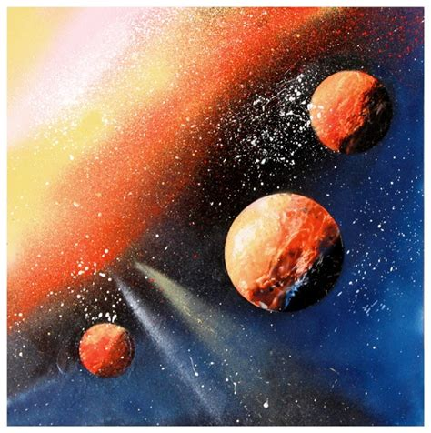 spray paint space tutorial diy spray paint in 5 minutes a of rainbow