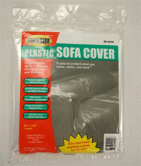plastic wrap for sofa sofa cover for moving storage authority llc thesofa