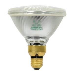 outdoor halogen light shop sylvania 2 pack 100 watt par38 medium base warm white