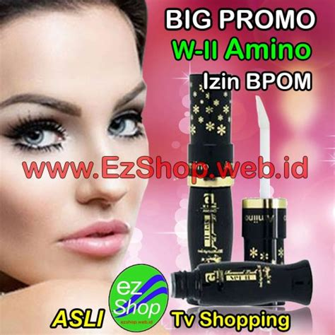 Paket Biohairs Penumbuh Rambut Izin Bpom Asli Ez Shop Tv Shopping 2 wii amino lashes solution paket hemat 2 botol asli ez shop tv shopping izin bpom