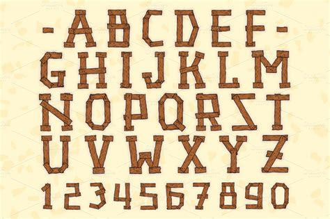 wood pattern font 10 wild wood font images wood fonts free download wood