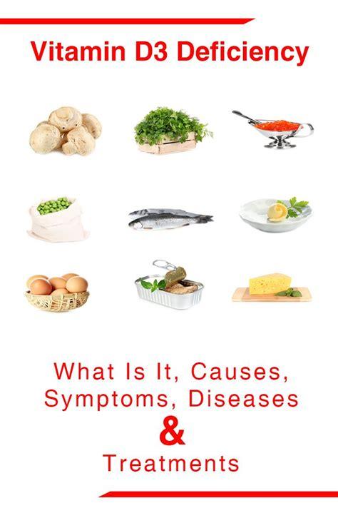 vitamin deficiency vitamin d3 deficiency what is it causes symptoms