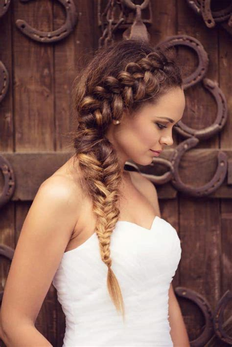 Wedding Hairstyles With Single Braids by Wedding Braids And Wedding Hair Trends To Inspire Your
