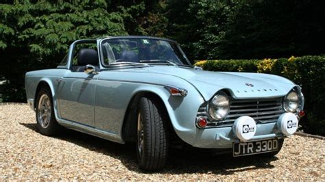 Wedding Car West Sussex by Triumph Tr4a Wedding Car Hire In Chichester West Sussex
