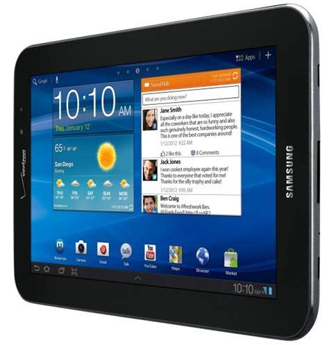 Samsung Android Tablet Galaxy Tab 7 7 samsung galaxy tab 7 7 coming to verizon on march 1