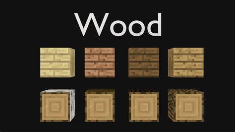 Minecraft Papercraft Wooden Planks - image gallery minecraft wood