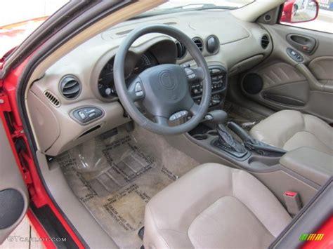 Pontiac Grand Am Interior by Taupe Interior 1999 Pontiac Grand Am Gt Sedan Photo