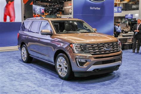 Ford Expedition Refreshing Or Revolting 2018 Ford Expedition Motor Trend