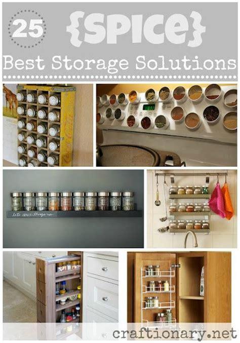 diy spice rack solutions 157 best diy kitchen organization images on