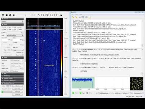 Receiver Multi Band Multi Mode Usb Sdr Rtl2832u R820t inmarsat c reception and decoding doovi