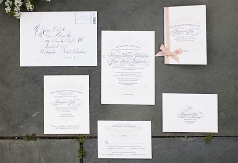 Wedding Stationery Suite by Wedding Invitations Wedding Stationery Suites Inside