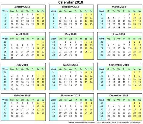Portugal Kalender 2018 Calendar 2018 Calendar 2018 Calendrio 2018 Calendrio