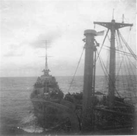 glenroy boatswain torpedoed with photos