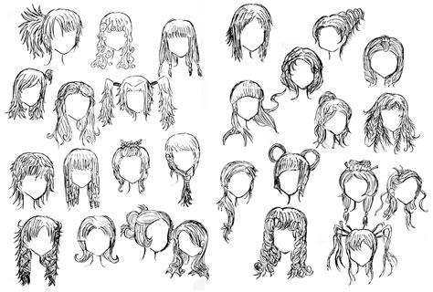 weird hairstyles  dna lily  deviantart