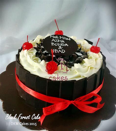 black forest dkm cakes toko kue jember