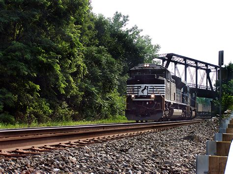 railroad pictures lehigh line norfolk southern