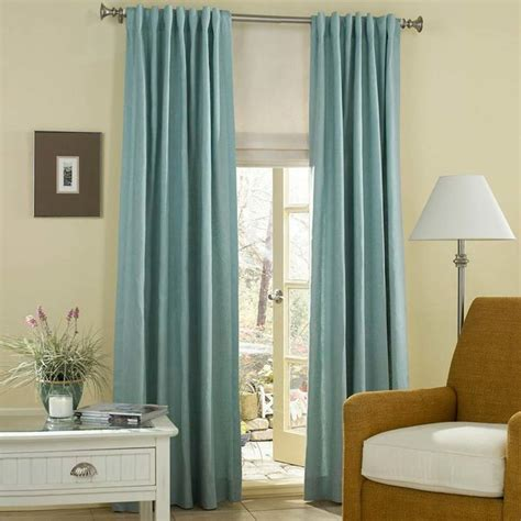 Sliding Door Curtains » Home Design 2017