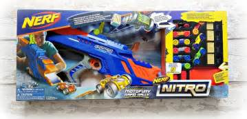 nerf nitro motofury rapid rally review one frazzled mum