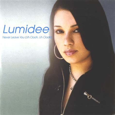 Cd Lumidee lumidee never leave you uh oooh uh oooh at discogs