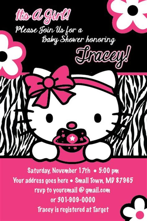 hello kitty zebra coloring page hello kitty zebra print printable baby shower party