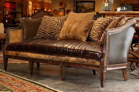 rustic black leather sofa rustic sofas rustic sofas and couches reclaimed furniture