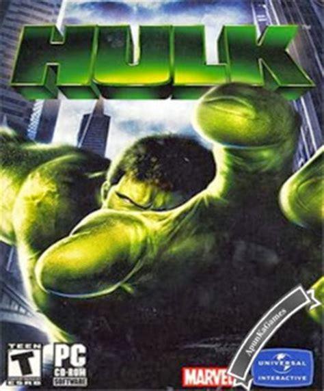 hulk full version game free download for pc hulk 2003 pc game download free full version