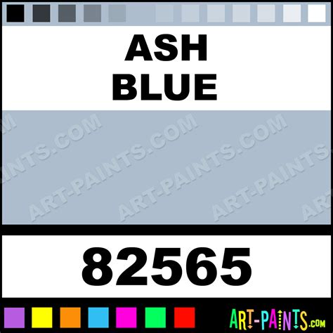 blue ash color ash blue fine oil paints 82565 ash blue paint ash