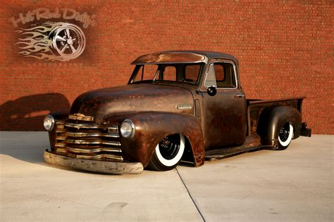 Topi Trucker Chevrolet Banaboo Shopping 1950 ad 3100 chevy patina shop truck on air ride the h a m b