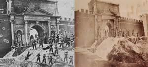 breccia di porta pia bersaglieri 20 settembre 1870 la breccia di porta pia e le sue bugie