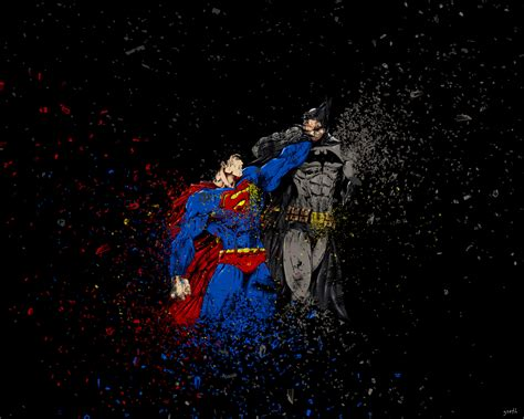 wallpaper 4k batman vs superman batman vs superman ruggon style hd 4k wallpaper