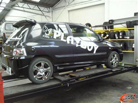 led voiture intérieur 4765 tuning tour renault clio de 1995