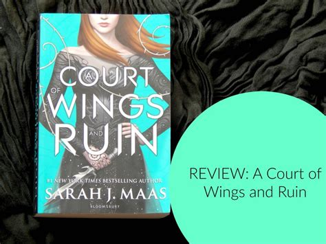 a court of wings review a court of wings and ruin this northern gal