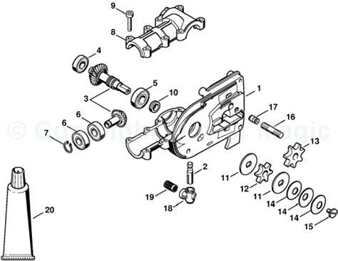 stihl ht 101 parts diagram stihl ht 101 parts images search